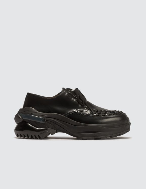 Maison Margiela Ridged Sole Creeper Sneakers