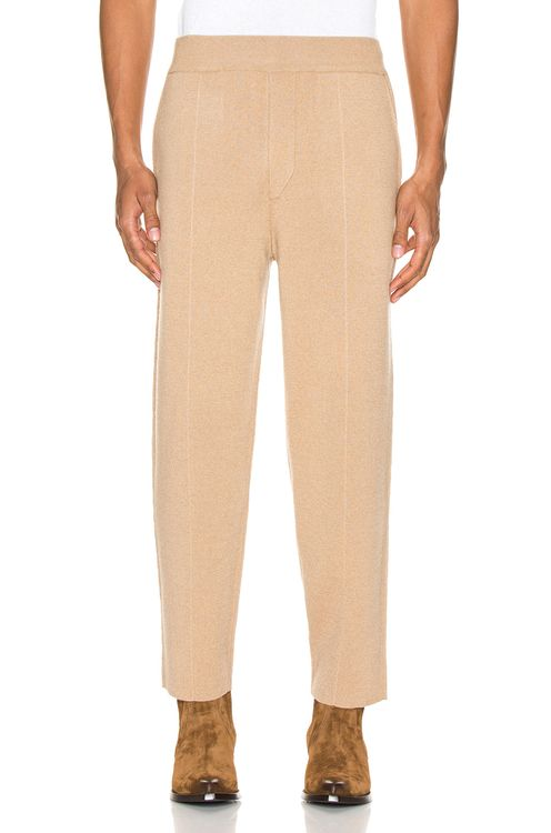 Haider Ackermann Knitted Trousers