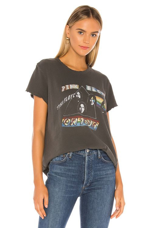 Junk Food Pink Floyd On Tour Tee