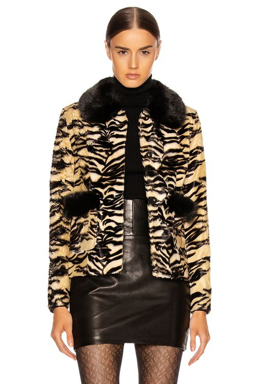 Shrimps Duke Faux Fur Coat