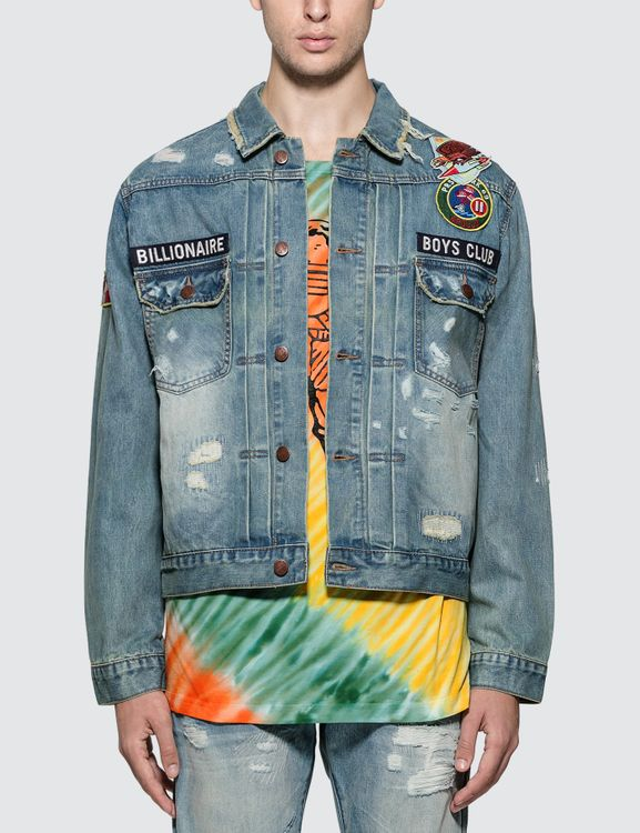 Billionaire Boys Club Moonwalker Denim Jacket