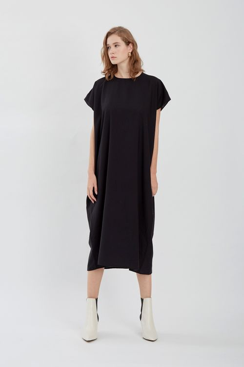 Shopatvelvet Major Dress Black