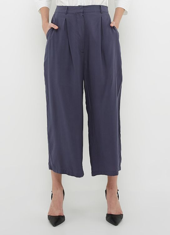 Ree Travelling Pants - Navy