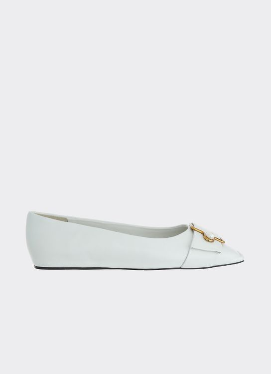 Winston Smith Harlow Flats - White