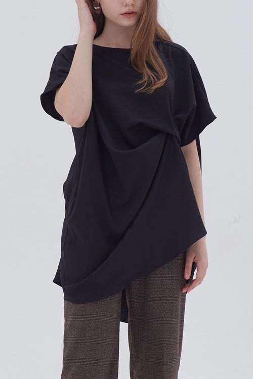 Shopatvelvet Format Top Black