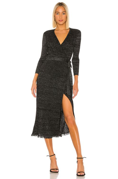 Diane von Furstenberg Bobbi Wrap Dress