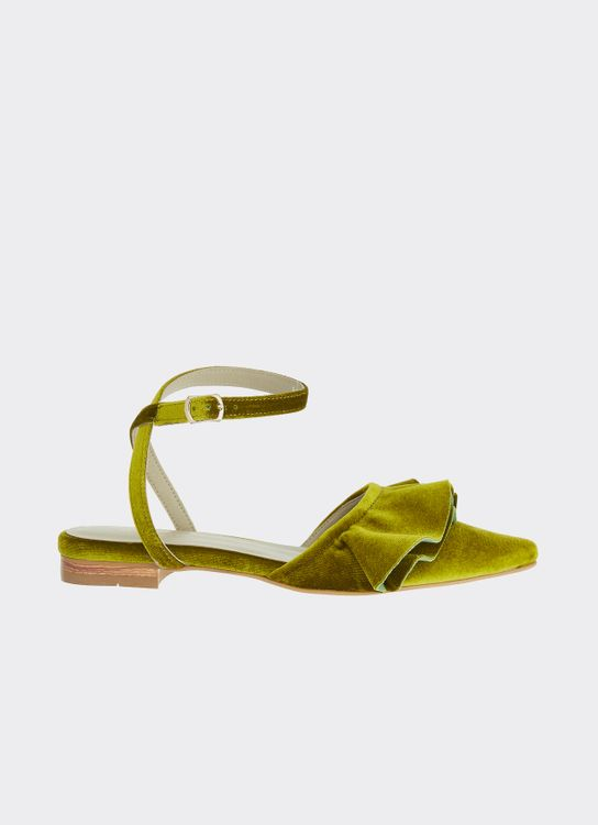 Winston Smith Winston Marie Shoes - Green