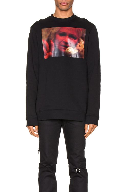 Raf Simons Mother On Phone Crewneck