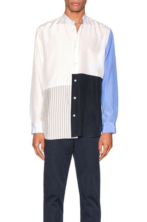 Jil Sander Tara Long Sleeve Shirt