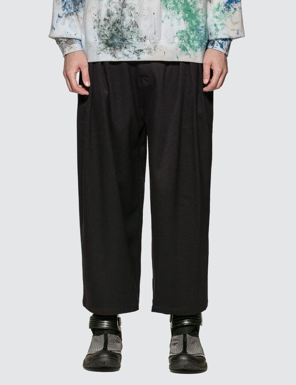 SASQUATCHFABRIX. Wool Blend Wide Pants