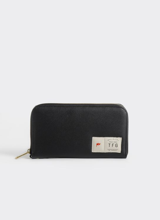 Taylor Fine Goods Black Taylor Fine Goods Wallet Business 201