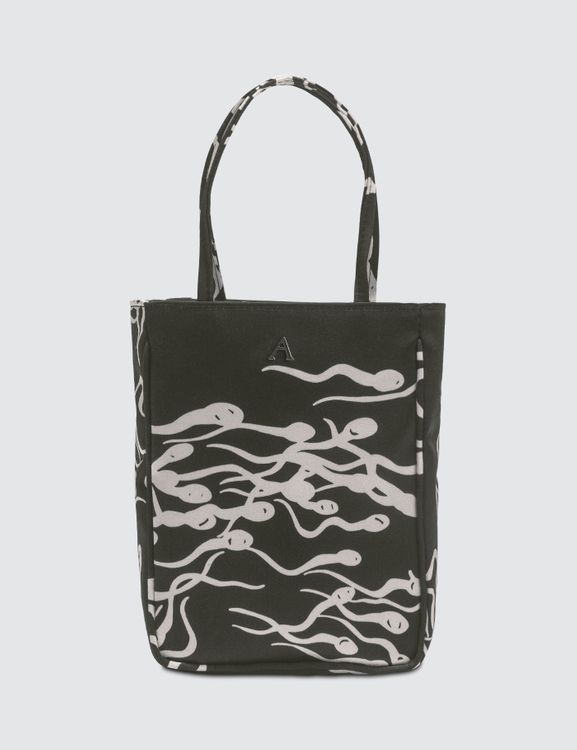 Ashley Williams Kate Sperm Print Little Bag