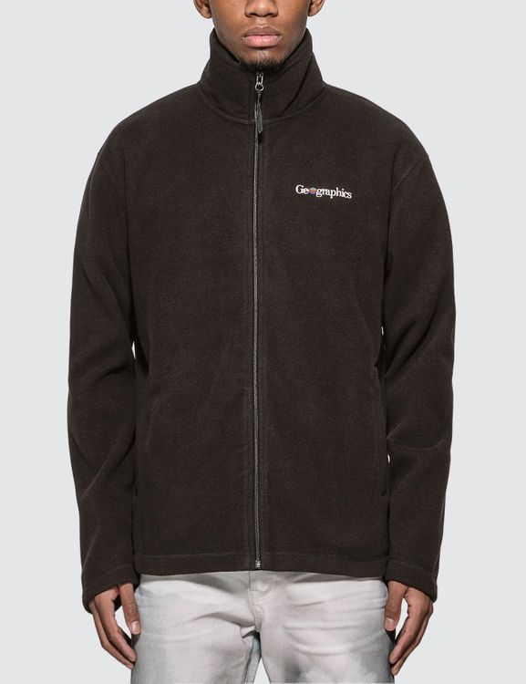 GEO Geographics Fleece Jacket
