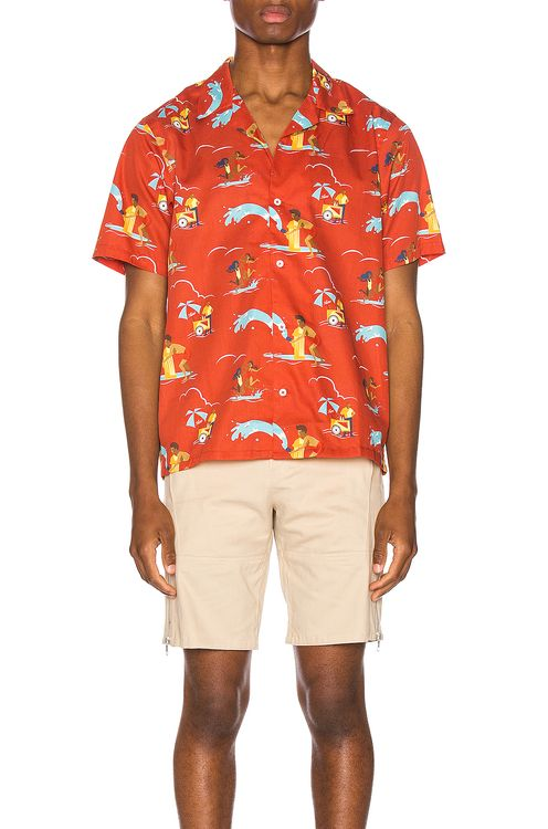 Aime Leon Dore Block Party Leisure Shirt