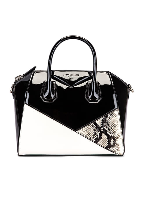 Givenchy Small Mixed Leather Antigona