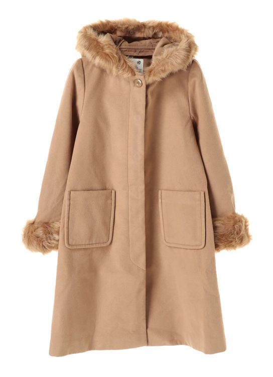 Earth, Music & Ecology Bashira Coat - Camel