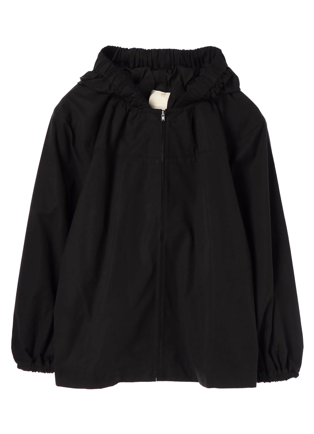 Earth, Music & Ecology Cindy Jacket - Black