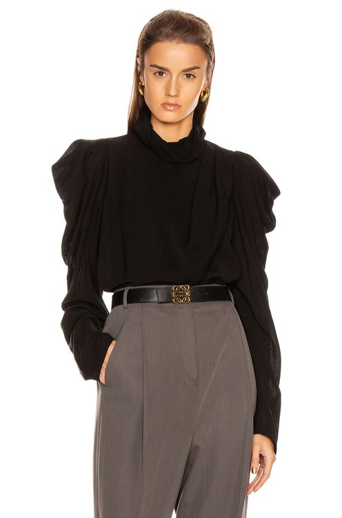 Lemaire Draped Blouse