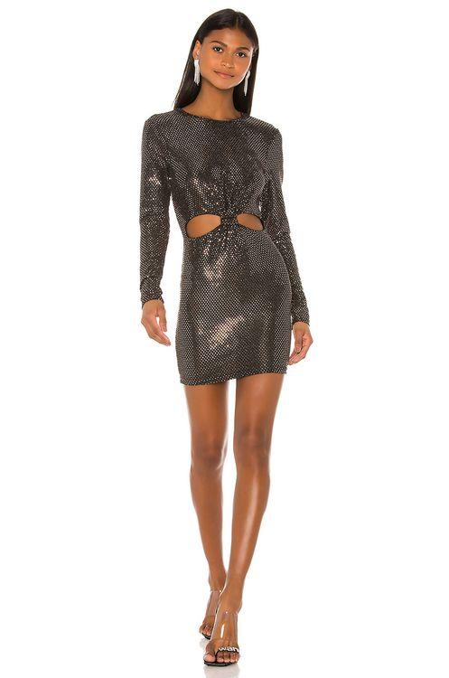 super down x Draya Michele Lynne Bodycon Dress