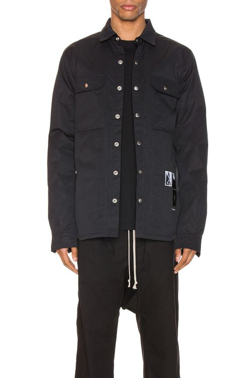 DRKSHDW by RICK OWENS Outershirt