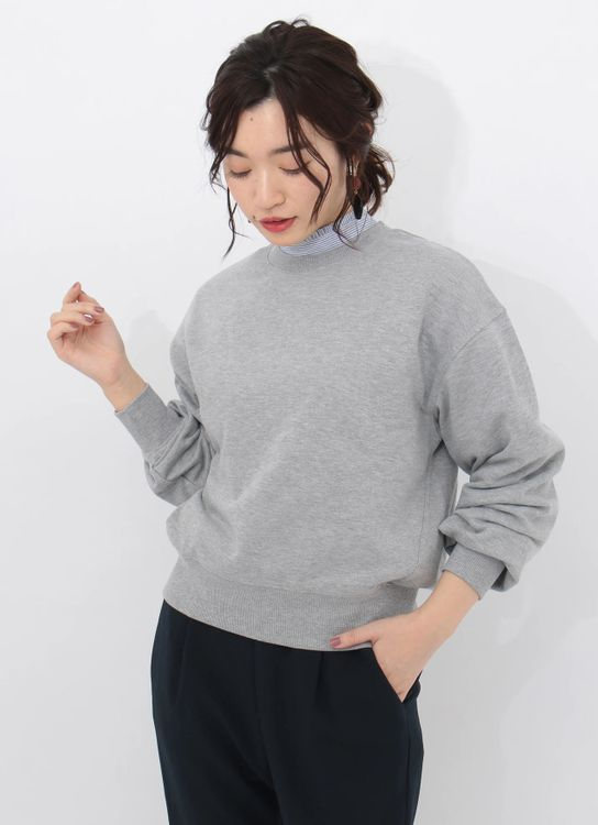 Green Parks Ruth Sweater - Gray