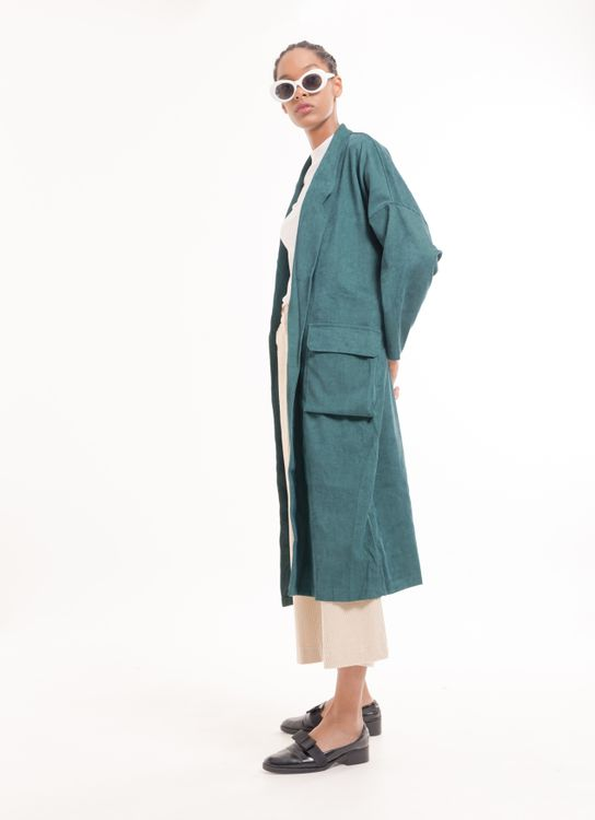 BOWN Fairlyn Outer - Green