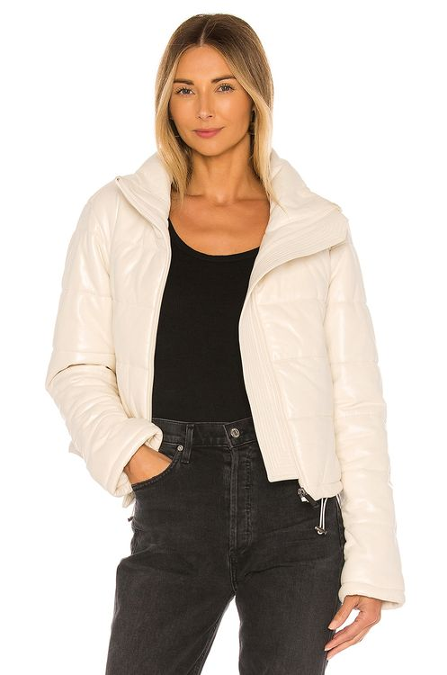 LTH JKT Cay Cropped Puffer Jacket