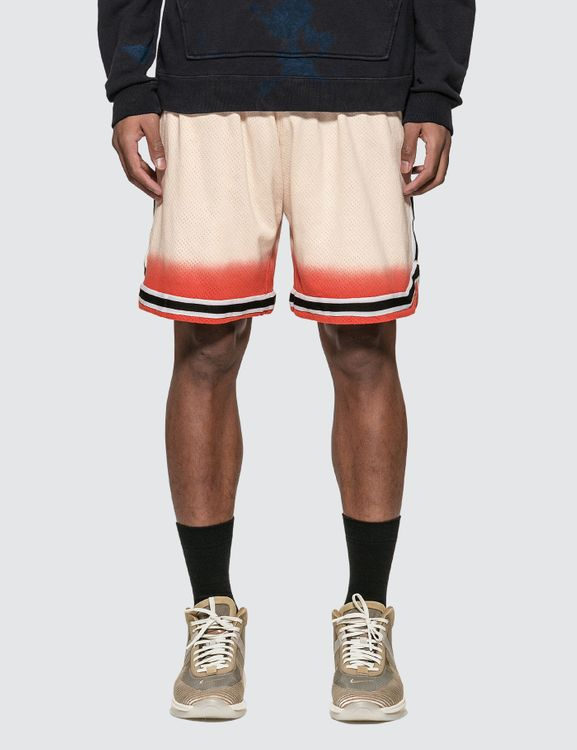 JOHN ELLIOTT Dip Dye Basketball Shorts