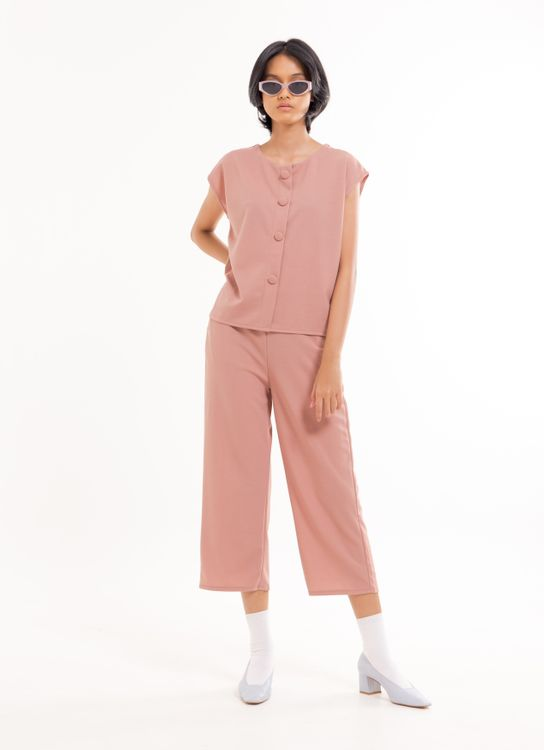 BOWN Orela Set - Dusty Pink