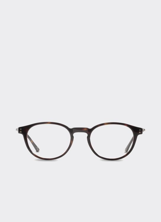 Bridges Eyewear Bridges Eyewear Jubilee Glasses Walnut Tortoise - F BI GQ V JUBILEE C2
