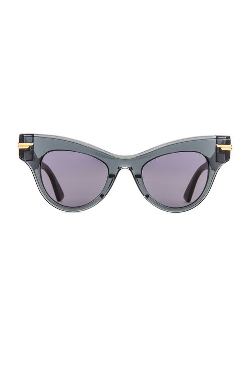 Bottega Veneta Original 04 Cat Eye Sunglasses