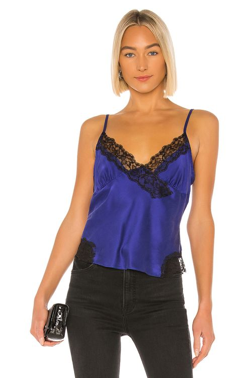 ICONS Objects of Devotion Lace Trim Cami