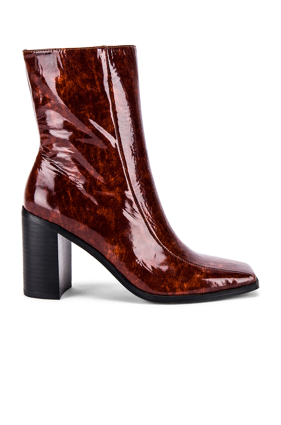JAGGAR Bold Ankle Bootie