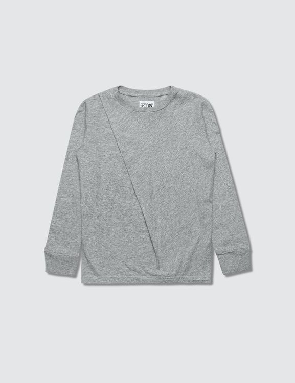 NUNUNU Light Fold Shirt
