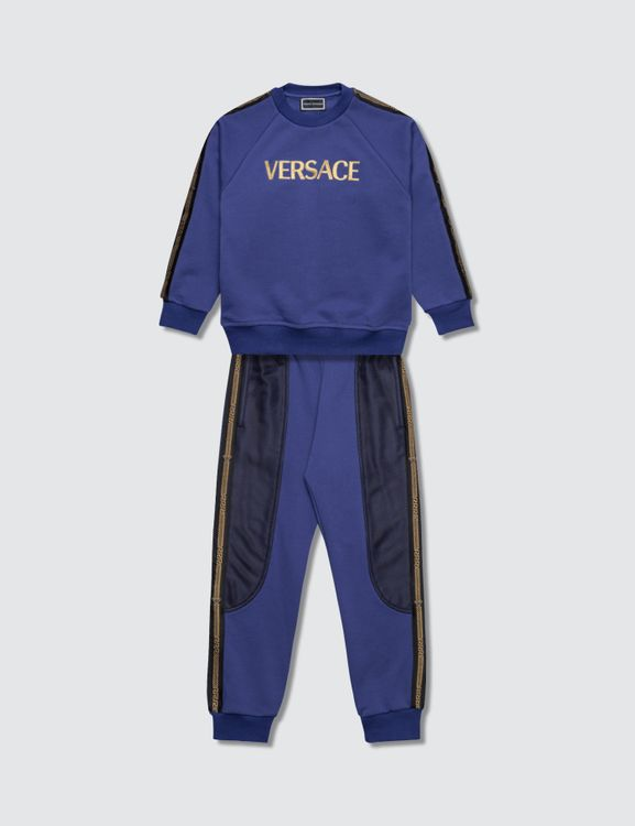 Versace Logo Sweat Set