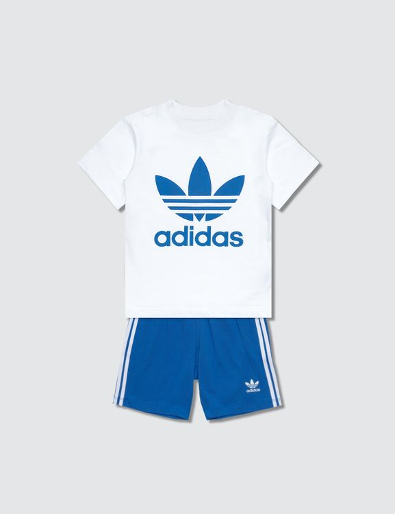 Adidas Originals Shorts & T-Shirt Set