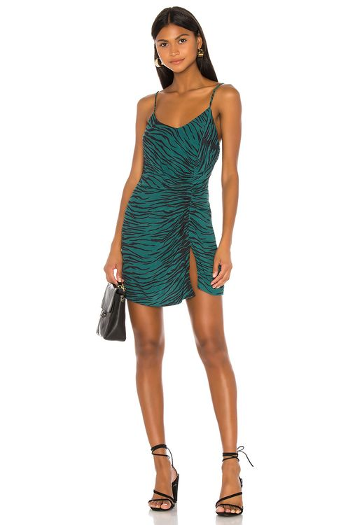 Capulet Sierra Ruched Mini Dress