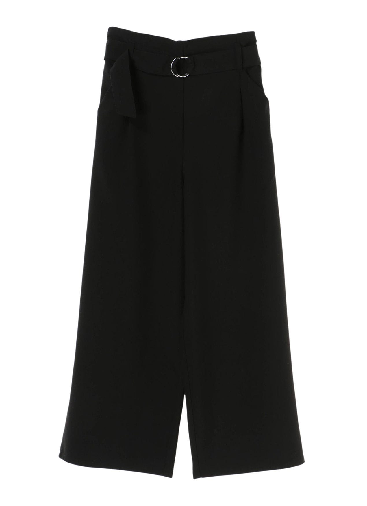 Green Parks Aran Pants - Black