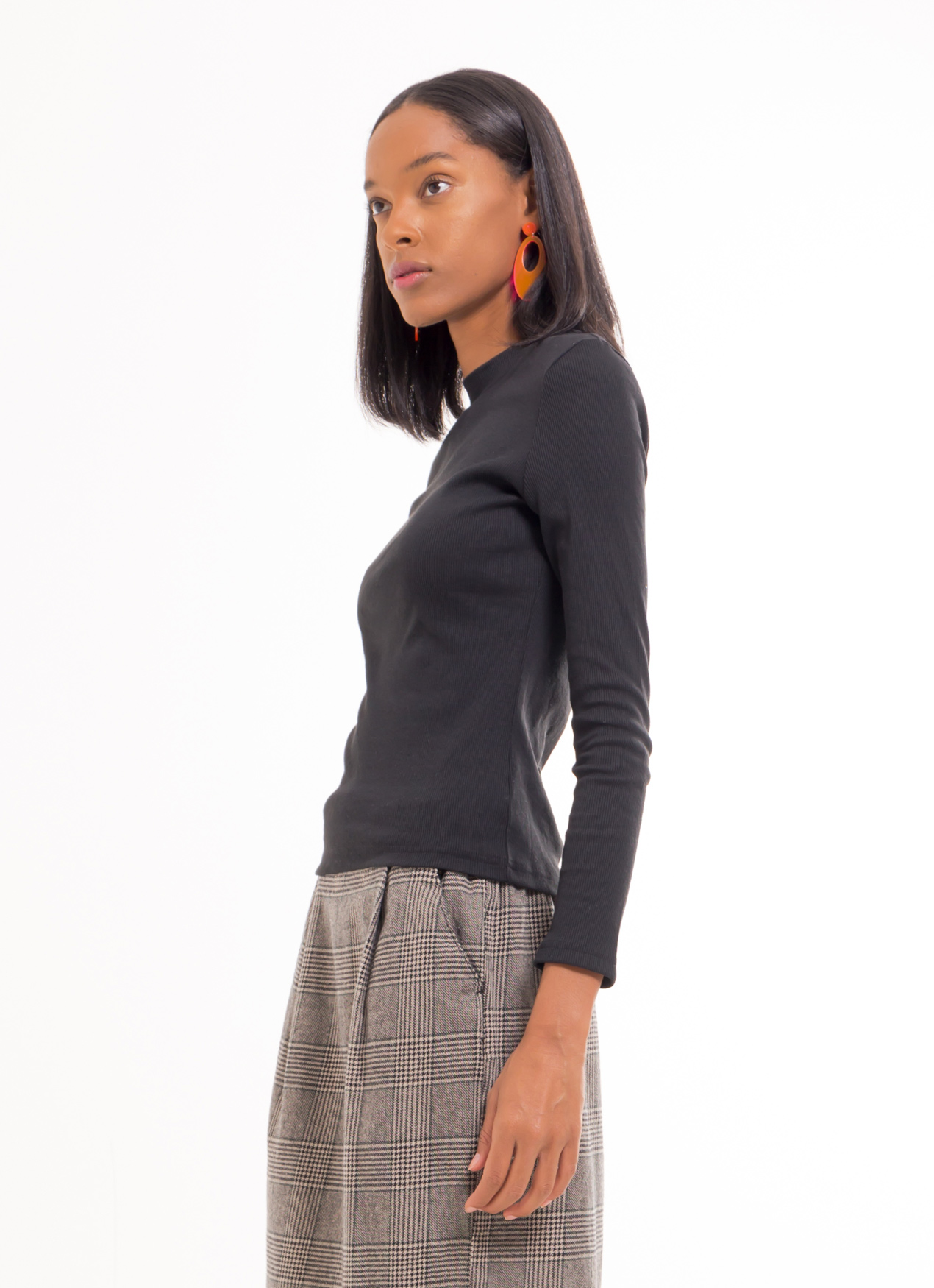 Earth, Music & Ecology Marie Top - Black