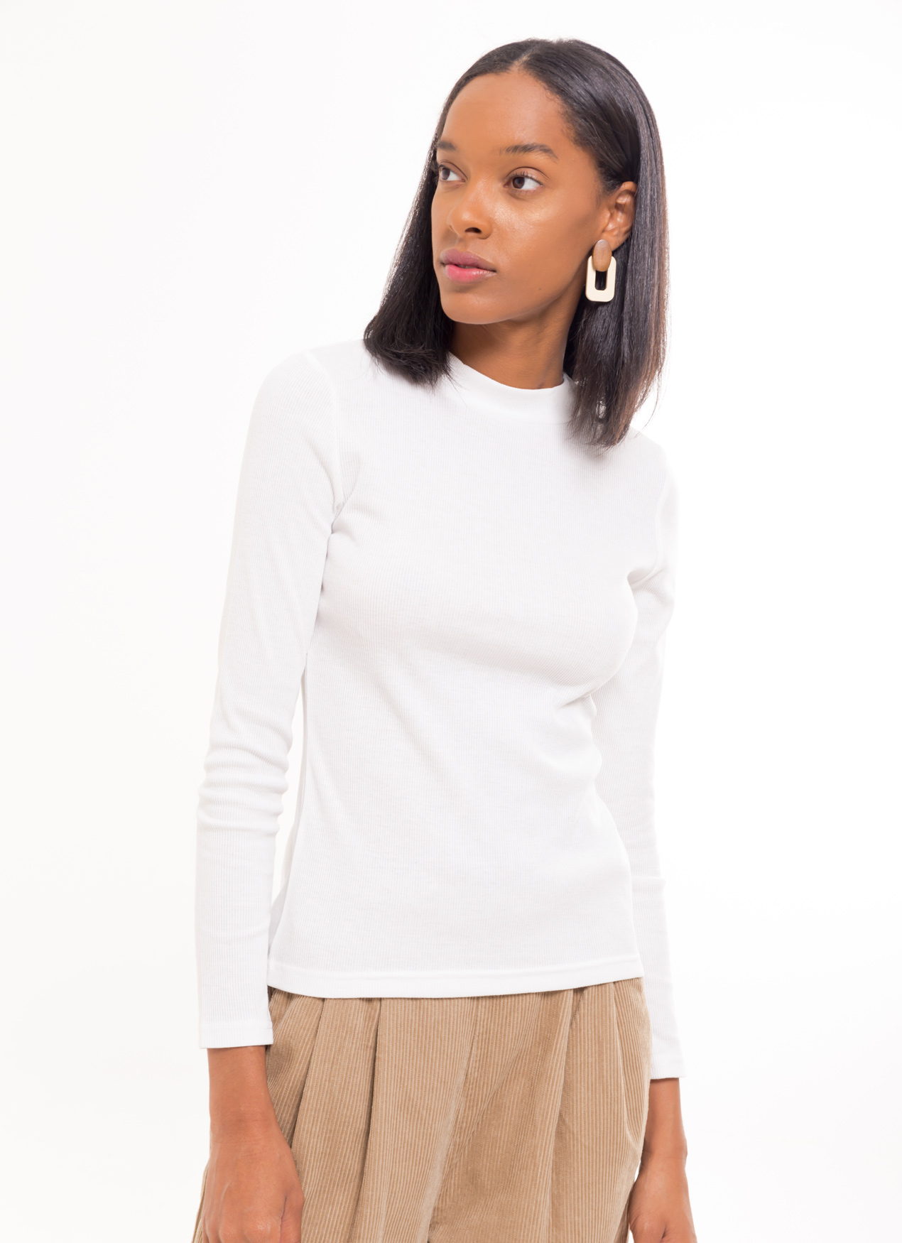 Earth, Music & Ecology Marie Top - Ivory