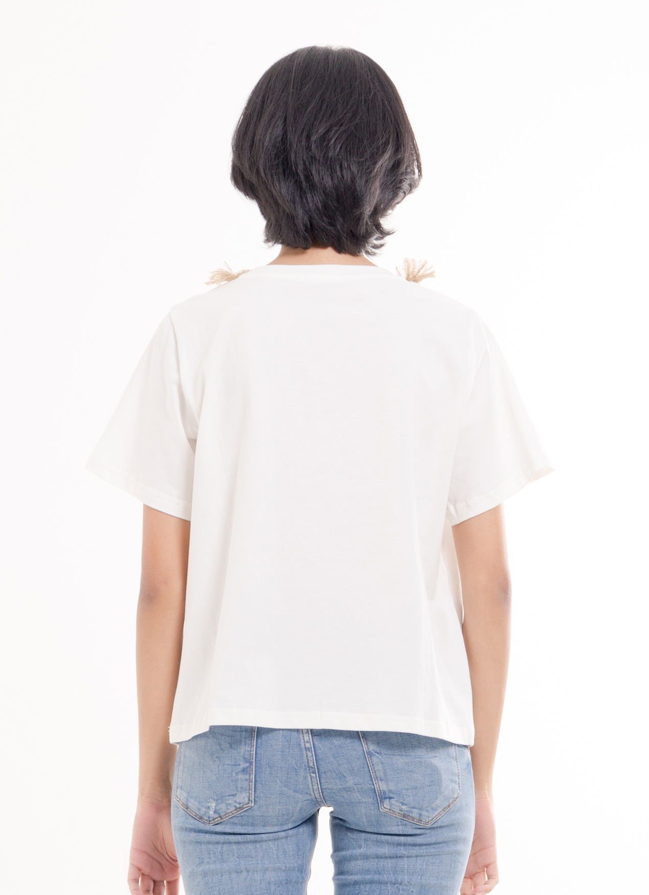 BOWN Isla Top - White