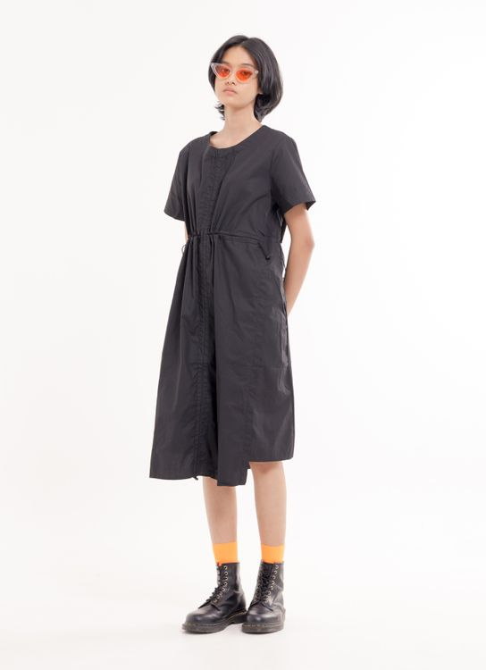 BOWN Quinlan Dress - Black