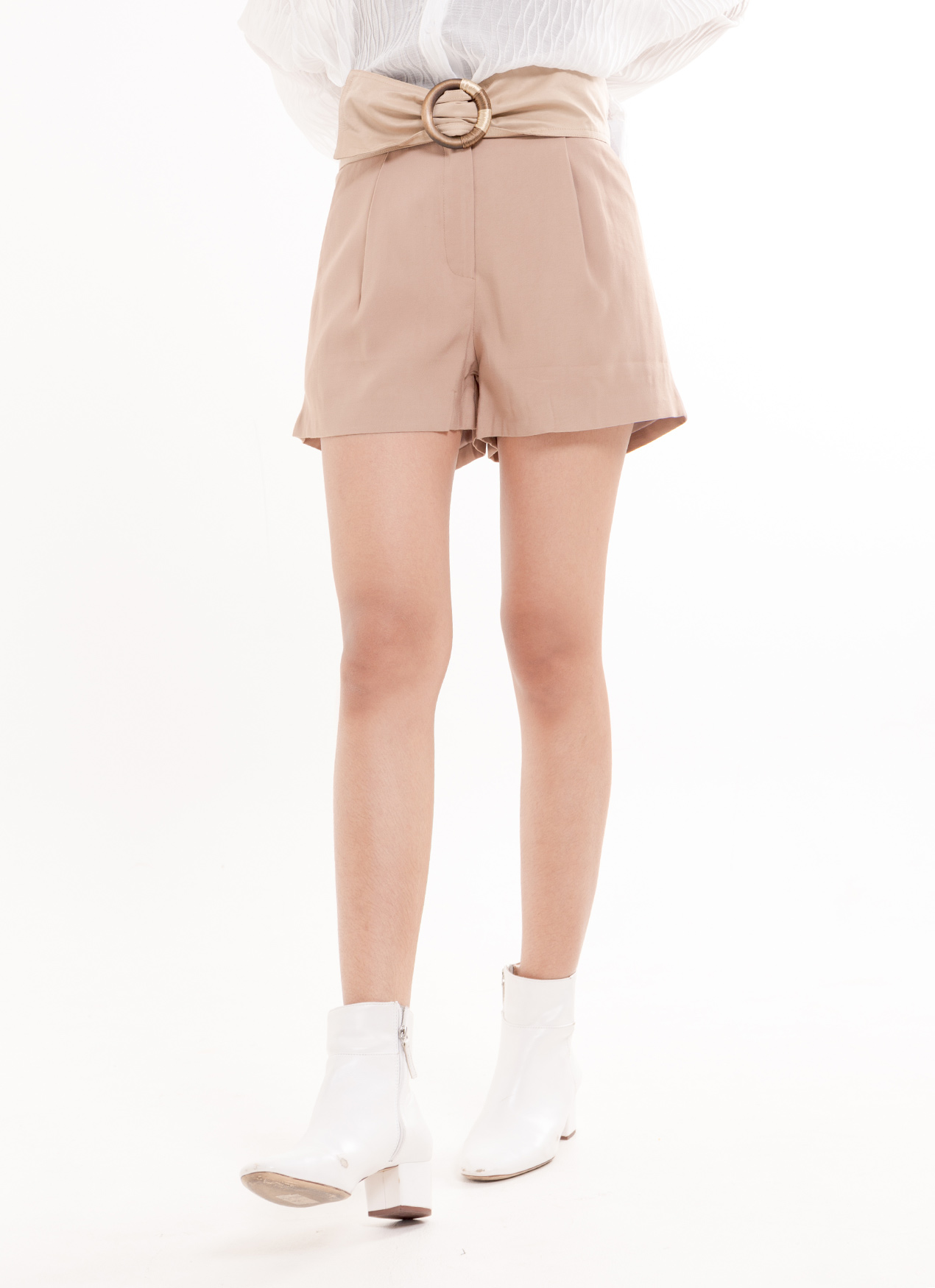 BOWN Naomi Pants - Brown