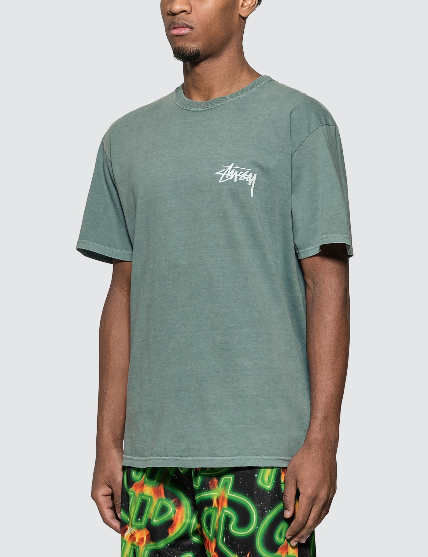 Stussy Daydream Pigment Dyed T-shirt