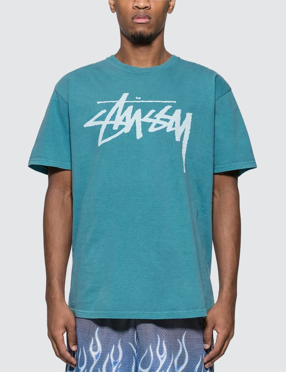 Stussy Stock Pigment Dyed T-shirt