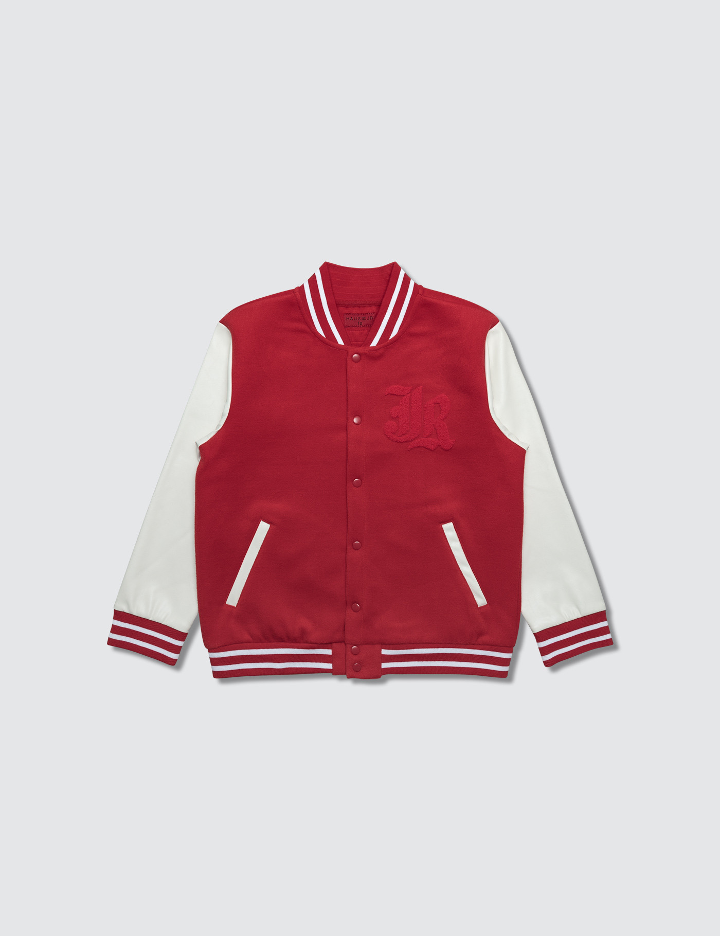 Haus of JR Alec Varsity Jacket
