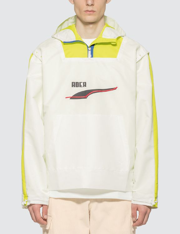 Puma Ader Error X  Half-zip Windbreaker