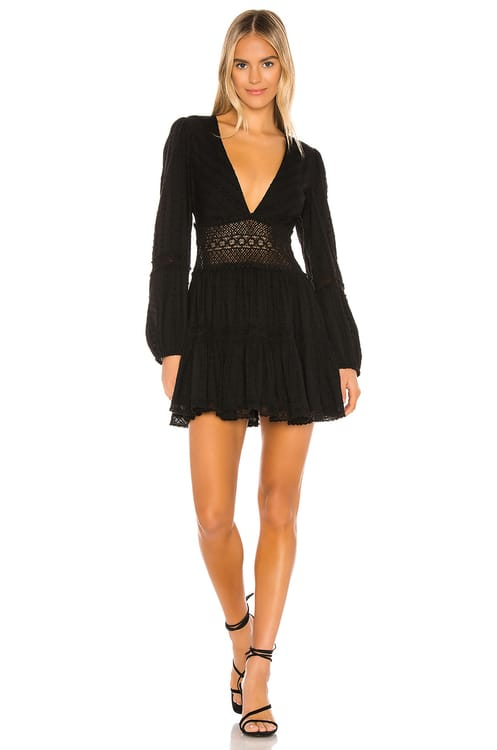 Free People The Delightful Mini Dress