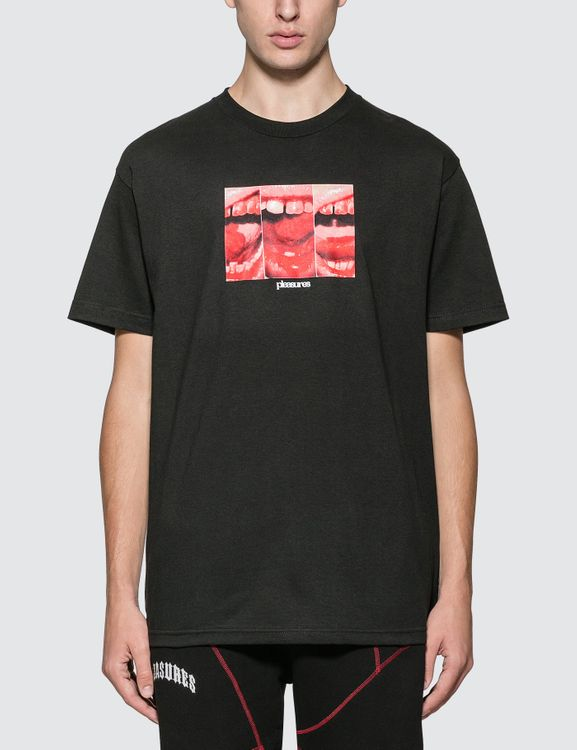 Pleasures Mouth Off T-shirt