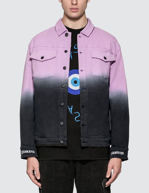 Pleasures Dawn Trucker Jacket